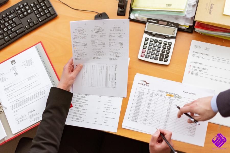 گزارش های حسابداری